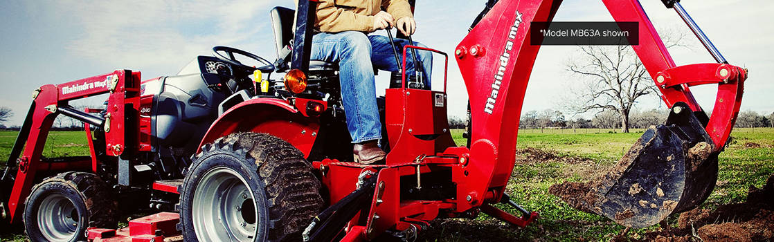 Tractor Attachments | Tractor Pros | St  Albans West Virginia